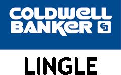 Coldwell Banker Lingle logo